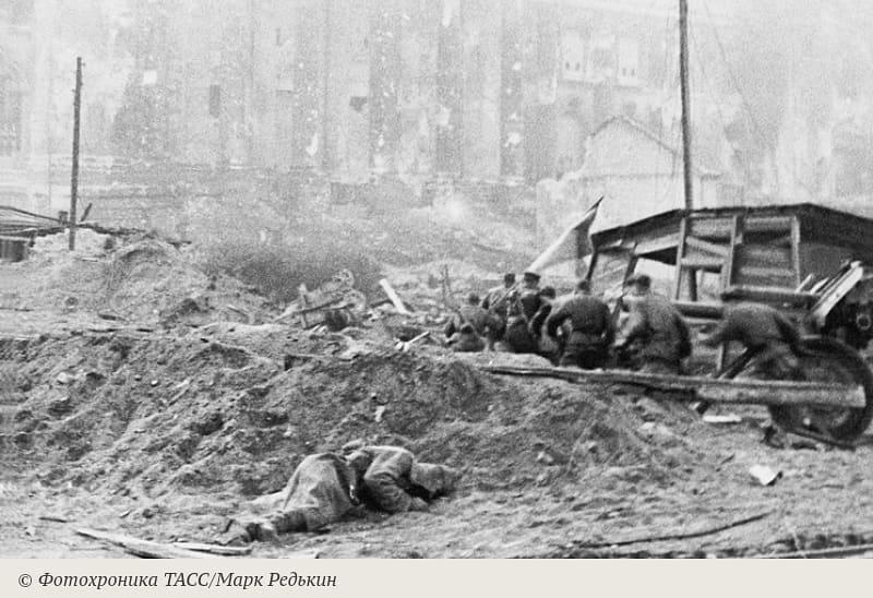 76 лет назад, второго марта 1945 года, войска Красной Армии вели бои в Восточной Пруссии и Силезии