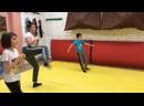 Урок ТАЙ-БО стретчинг для детей