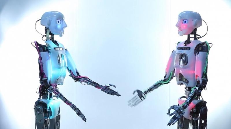 С 4 по 6 августа с 20 10 смотрите программу Роботы наступают на телеканале HDL