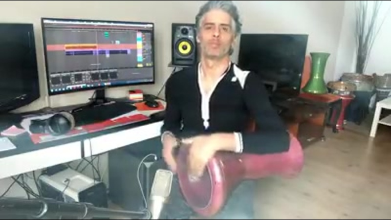 Drumsolo Drambuka Khader Ahmad