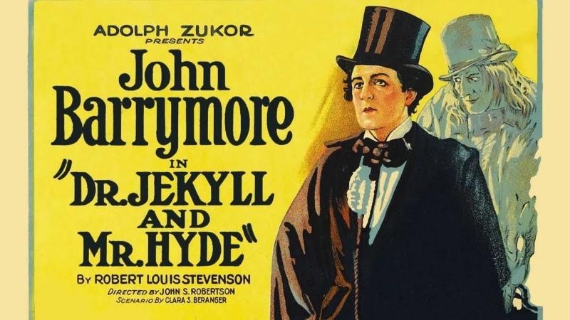Доктор Джекилл и Мистер Хайд Dr Jekyll and Mr Hyde 1920