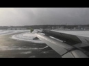 S7 Airlines посадка в аэропорту Грабцево 14.02.2021