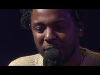 Kendrick Lamar - These Walls (Live on Ellen) ft. Bilal, Anna Wise, Thundercat