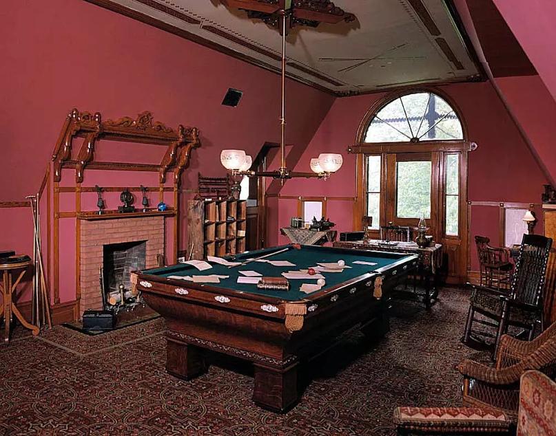 Фототур по дому Марка Твена в Коннектикуте, изображение №11