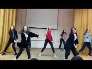 Танец. Группа 008 и 011