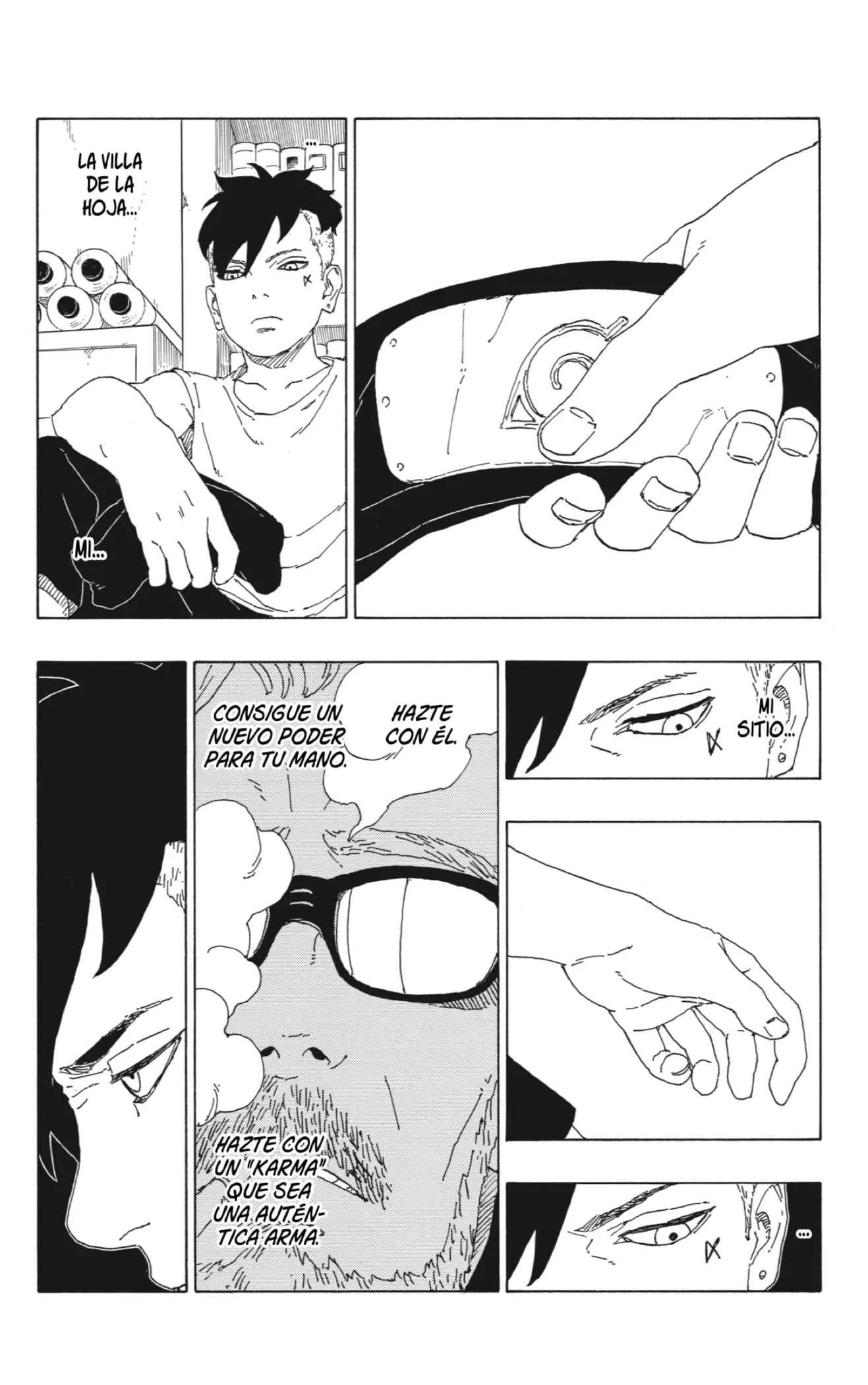 Boruto Manga Capitulo 60, image №40