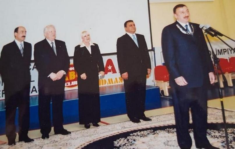 """Рафига Шабанова: """"С квартирами и машинами проблем у меня не было. Гейдар и Ильхам Алиевы любили спорт"""", изображение №4"""