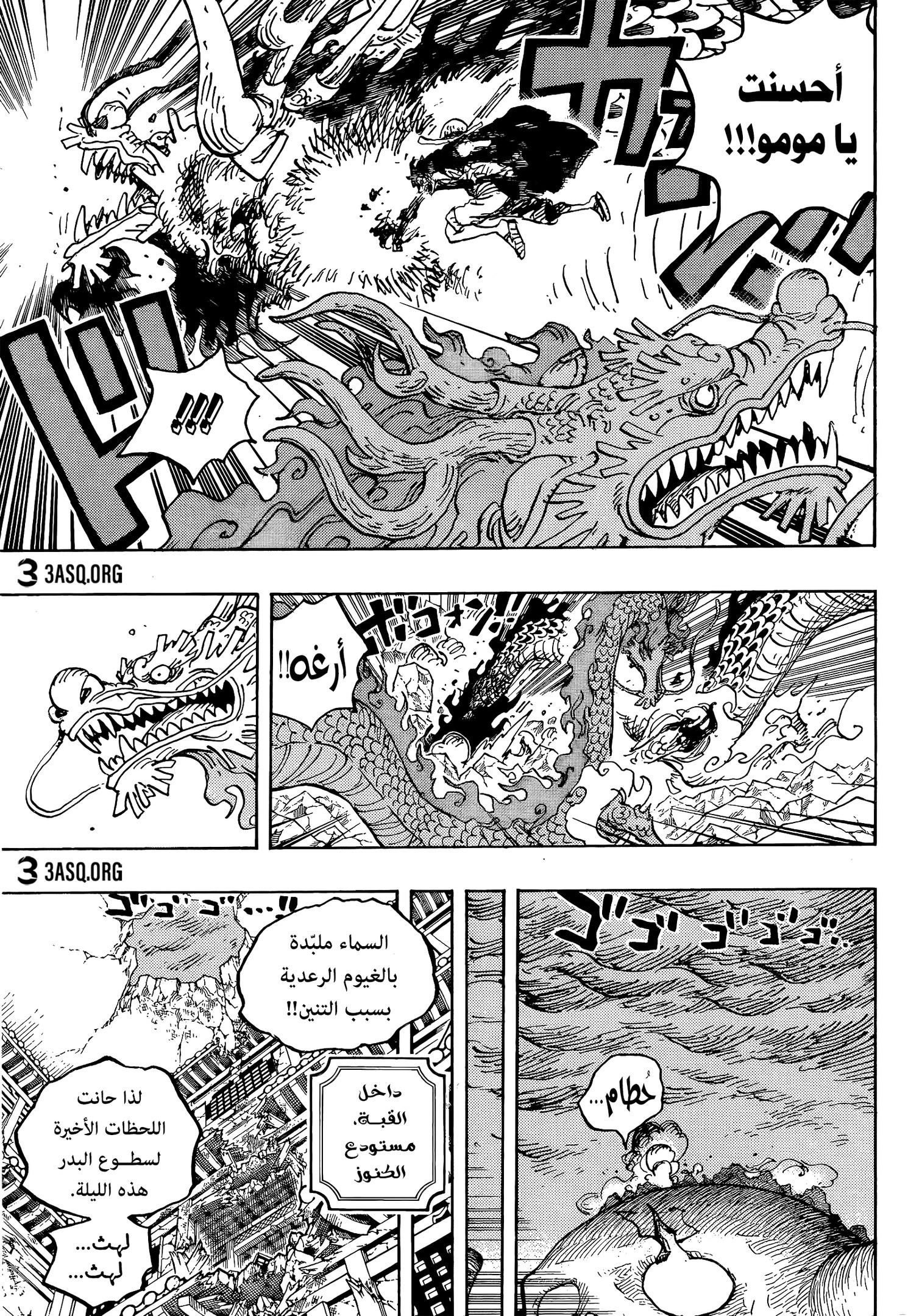 One Piece ARab 1026, image №10