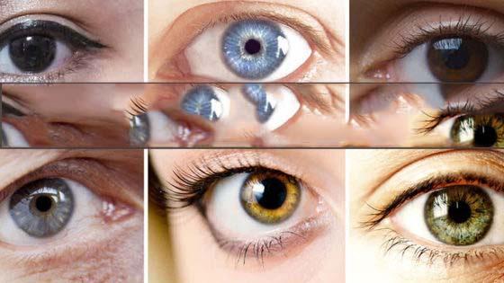 Что цвет глаз говорит о вас