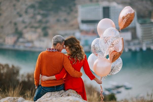 Фотосессия Love Story в Балаклаве. 10.19