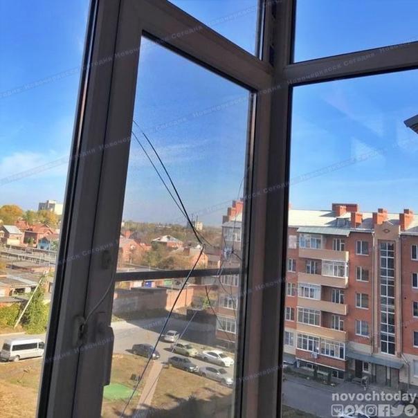 Наша подписчица пишет:На 5 этаже дома на Ященко, 6...