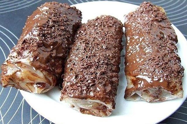 Шоколадные блины и оладьи: коллекция рецептов, идей и советов
