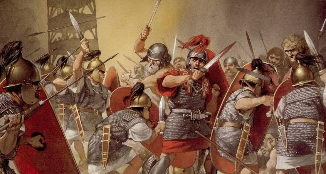 Римская храбрость