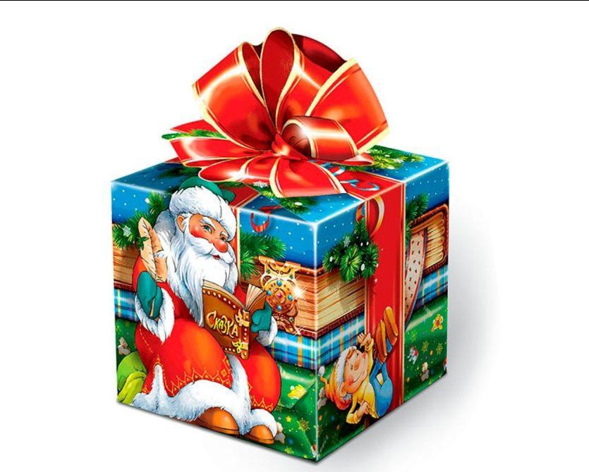 Информация по новогодним подаркам для многодетных семей