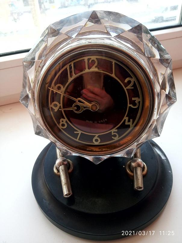 Часы маяк,если завести ходят иногда   Объявления Орска и Новотроицка №28027