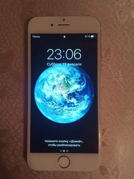Apple iPhone 6 16 ГБ