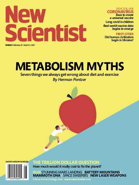 New Scientist 02.27.2021