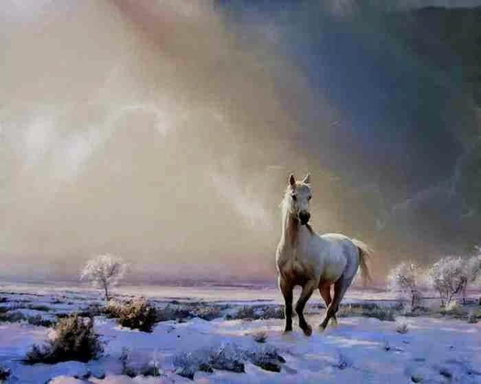 Французский художник-реалист. Alain Senez, изображение №26