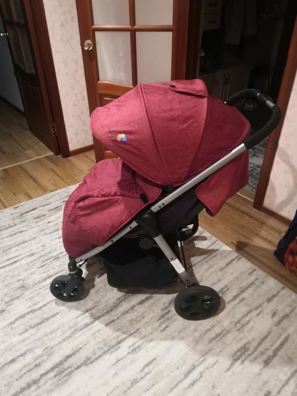 Продам цена 3000.т.р. Прогулочная коляска. Цвет Бордо. Бренд alis mono. Коляска...