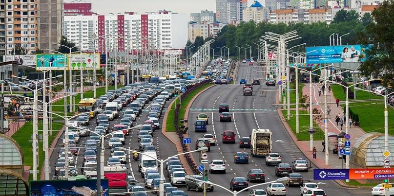 12 сентября в Минске перекроют дороги. В ГАИ сообщили, какие и на сколько
