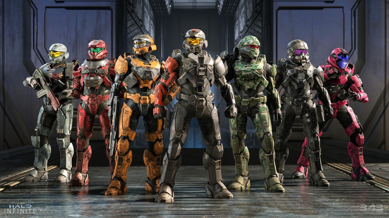 Демонстрация мультиплеера Halo Infinite, изображение №6