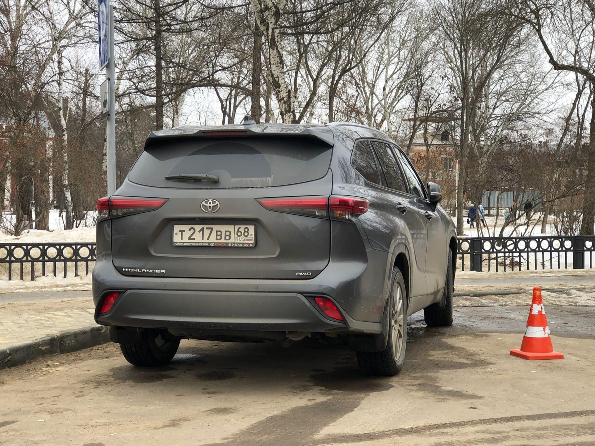 """Водитель """"Тойоты"""" семьи Плахотниковых привлечён к ответственности"""