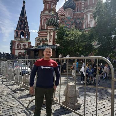 Бахтиёр Байматов
