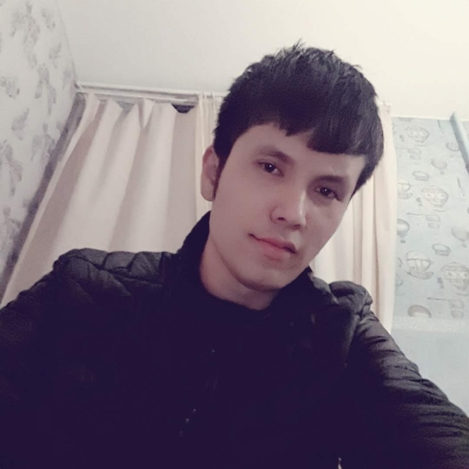 Sitrozhidin, 24, Lyubytino