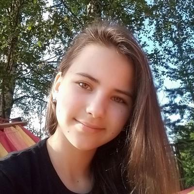 Мария Языкова
