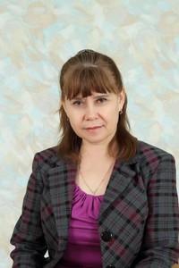 Шабанова Галина