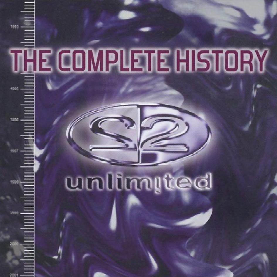2 Unlimited album The Complete History
