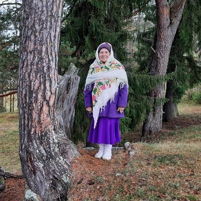 Валентина Малаховская, Пермь