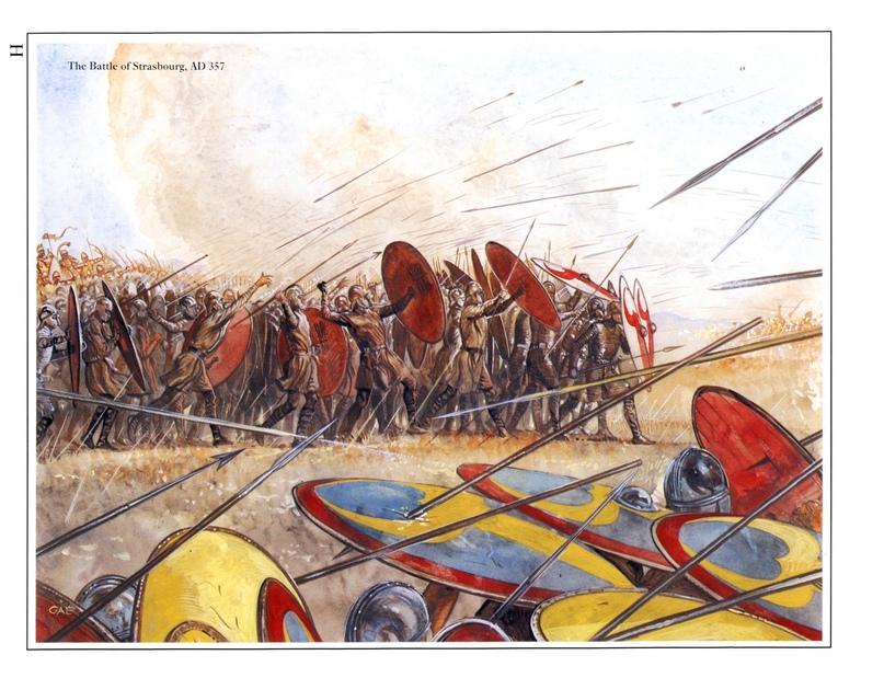 Войны и кампании Юлиана Отступника, изображение №20
