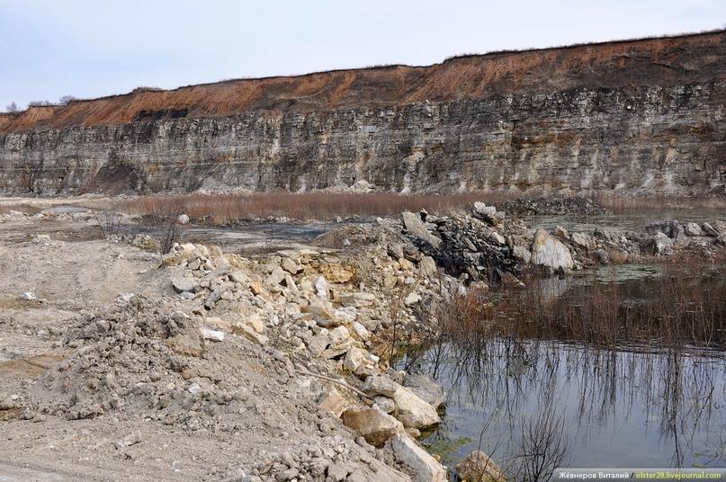 Земля один огромный древний карьер, изображение №21