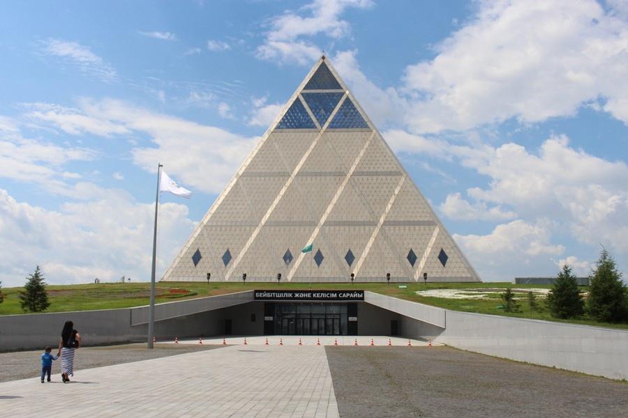 2022-08, Тур в Казахстан в августе, 7 дней