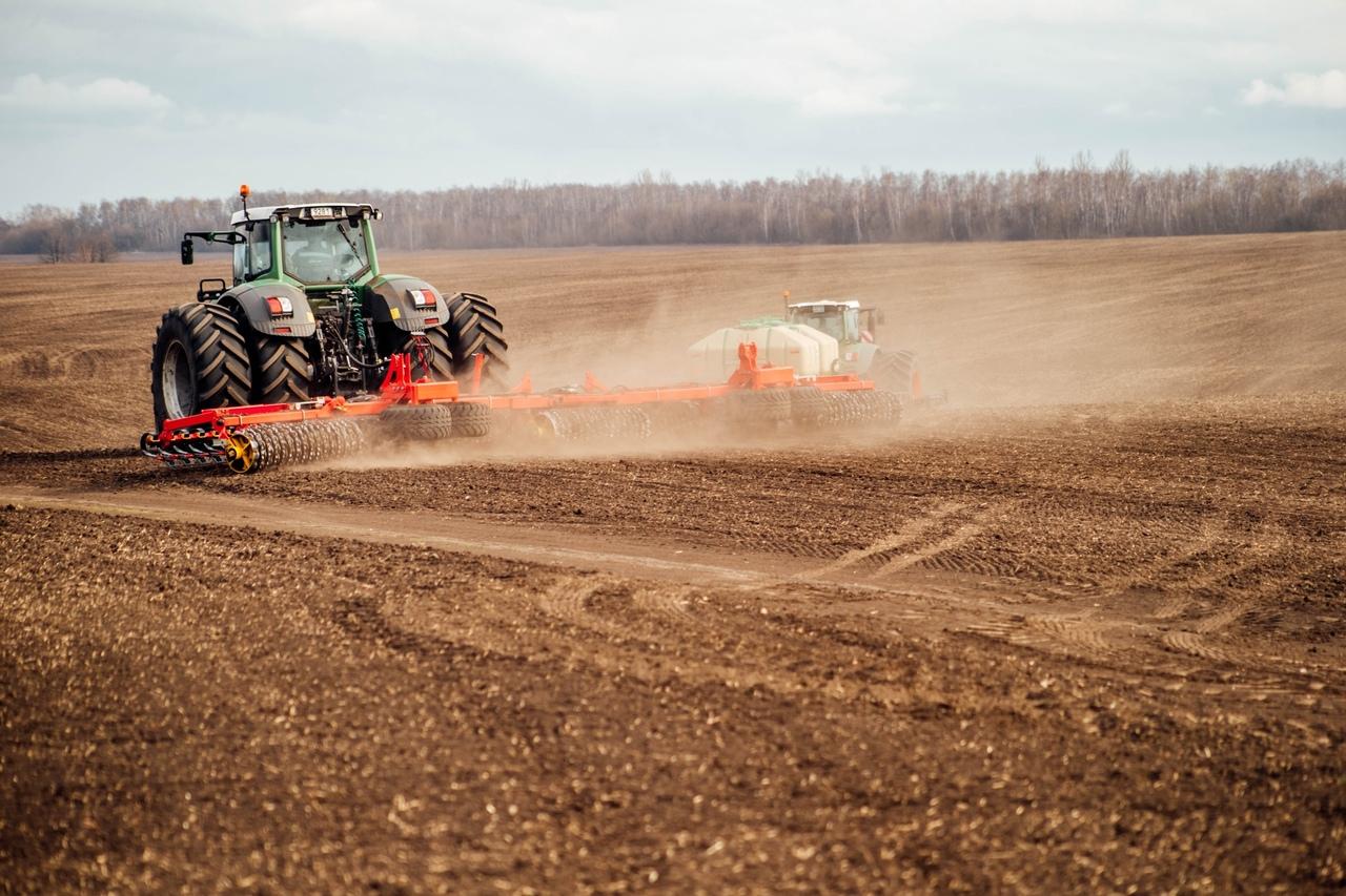 В Курской области завершают сев яровых