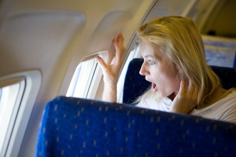 Самолет попал в турбулентность. Это опасно или нет?