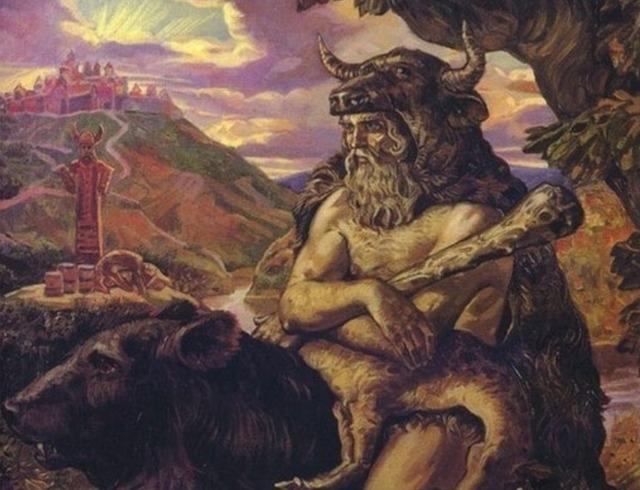 Темные боги древности: Яга, Кощей и другие