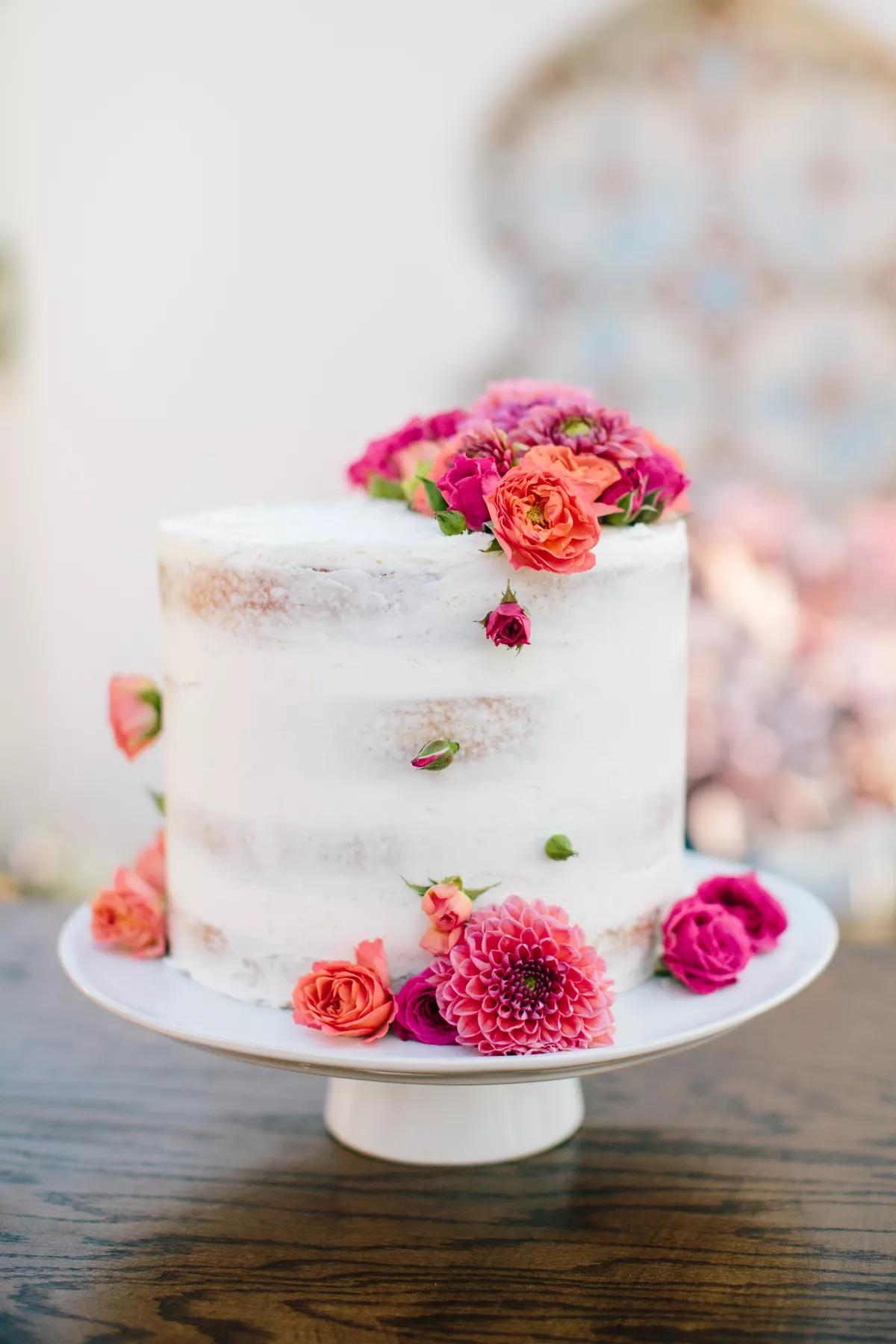 Abh9pH QfpI - Маленькие свадебные торты