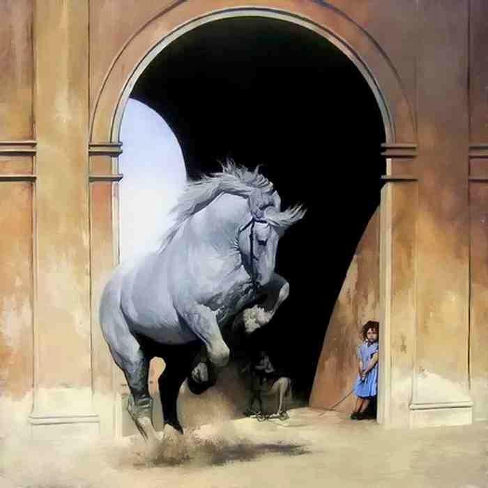 Французский художник-реалист. Alain Senez, изображение №28