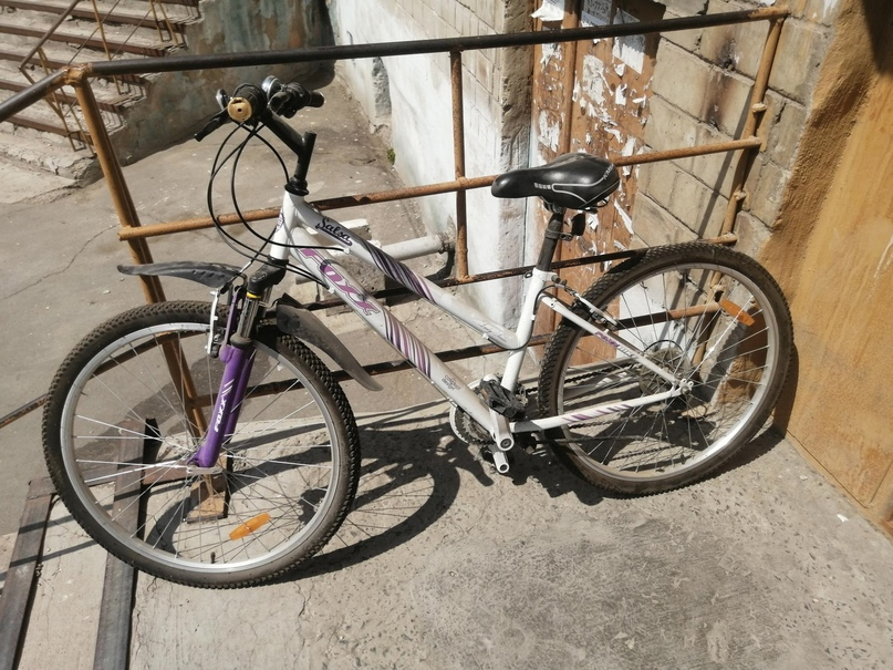 Велосипед. 18скоростей. Радиус колеса   Объявления Орска и Новотроицка №27637