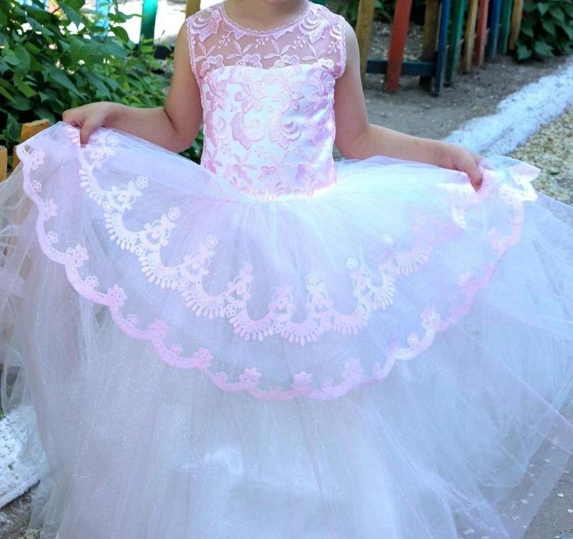 Купить красивое, кружевное платье для   Объявления Орска и Новотроицка №21516