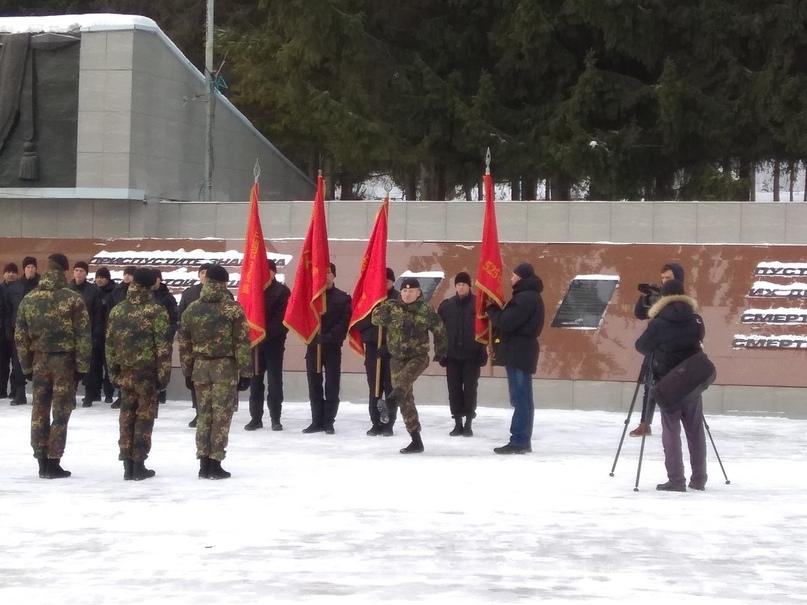 Торжественная передача копий Боевых знамен, изображение №3