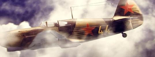 «Литвяк» — сбор средств на кинофильм о легендарной лётчице