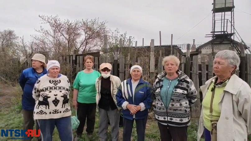 «Всё погибнет»: новотроицкие садоводы остались без воды