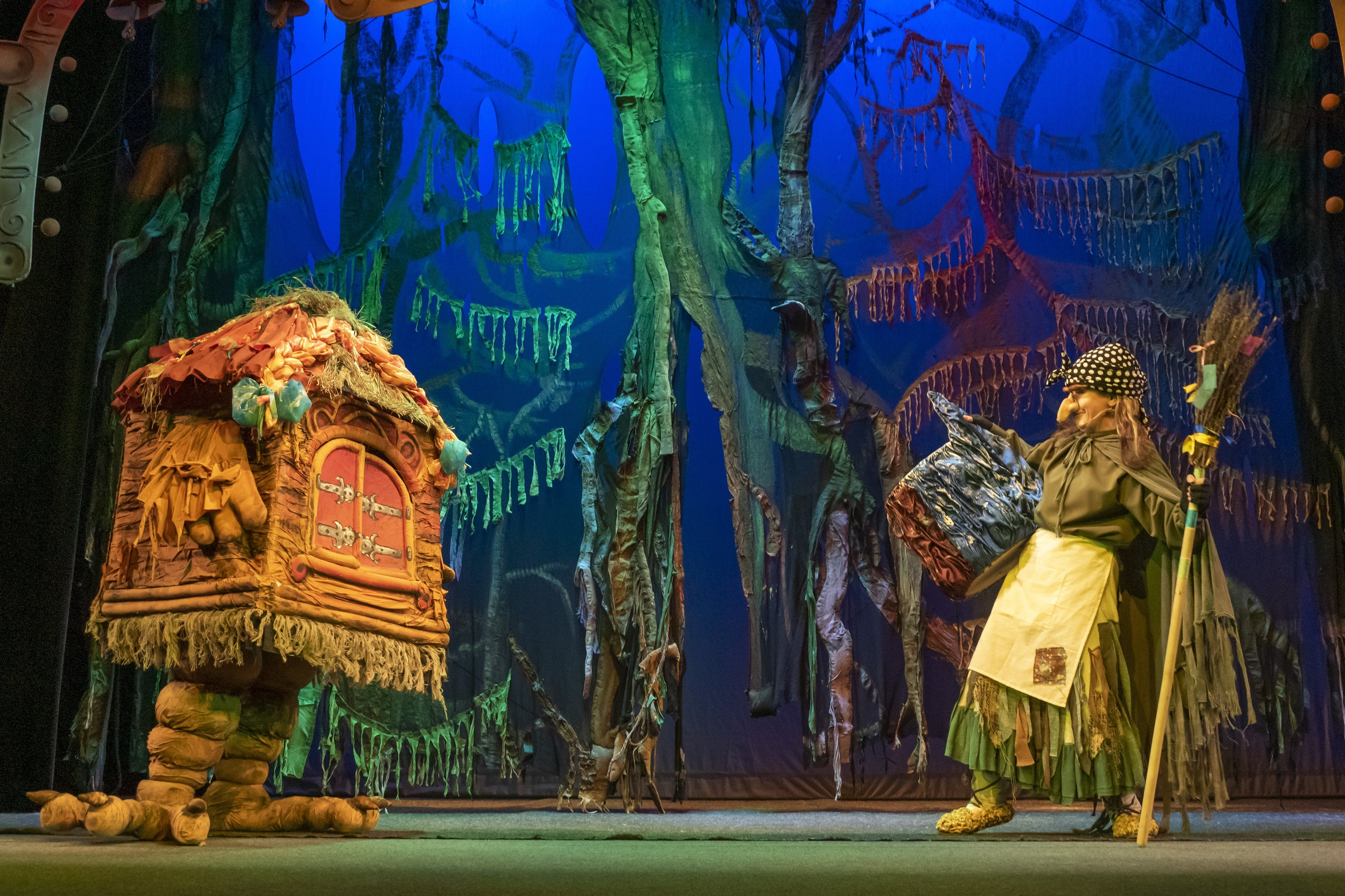 В Тверском театре кукол 31 декабря пройдет заключительный новогодний спектакль