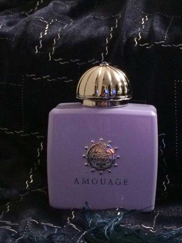 Amouage Lilac Love 100 ml. 1900 руб