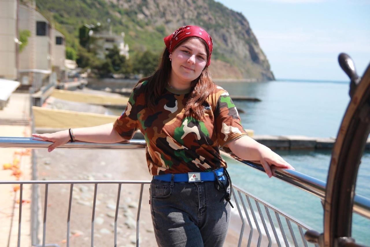 Одиннадцатиклассница школы №3 Маргарита Суслова победила в двух образовательных конкурсах