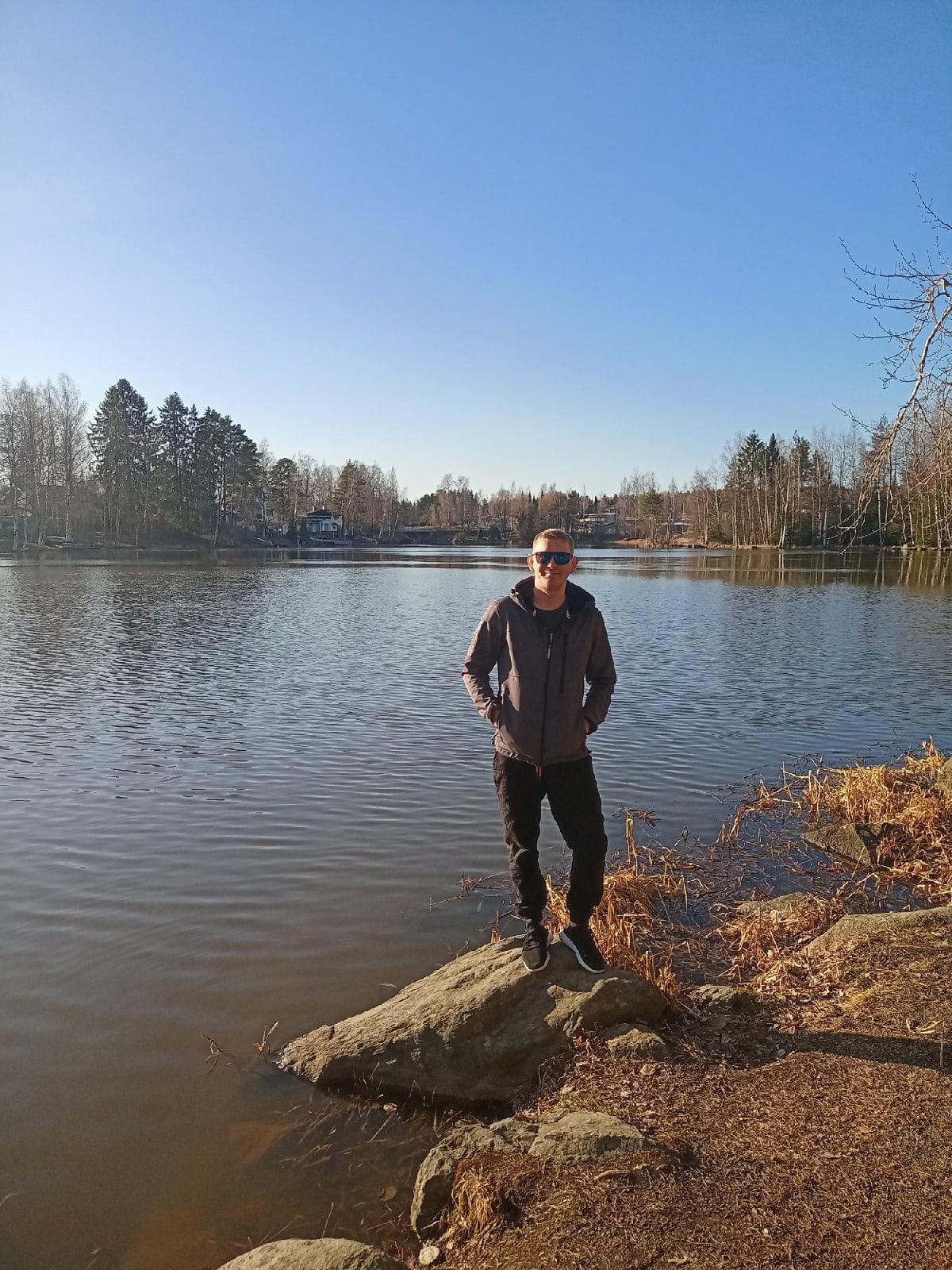 Юрий, 29, Tampere