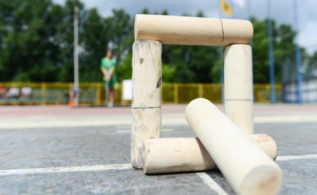 В период с 24 по 26 сентября в селе Исетское прошла спартакиада учащихся Тюменской области по городошному спорту